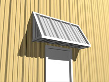 Huddle Steels Broad Range Of Canopies Will Offer Shelter To Locations That Have Indoor Outdoor Access A Canopied Doorway Or Walkway Can Help Protect Your